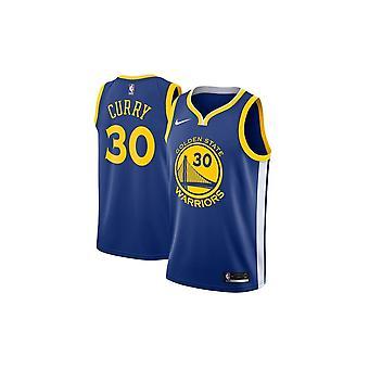 Nike Nba Golden State Warriors Steph Curry Swingman Jersey - ícone edição
