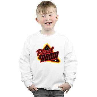 Klar spiller gutter Planet Doom Logo Sweatshirt