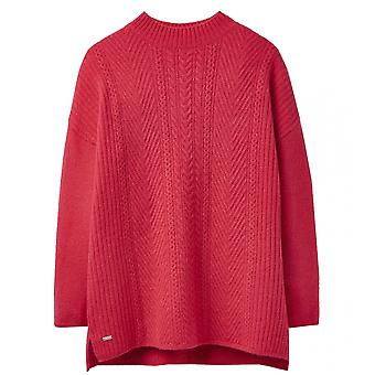Joules Joules Fallon Warm Cable Womens Jumper (Z)
