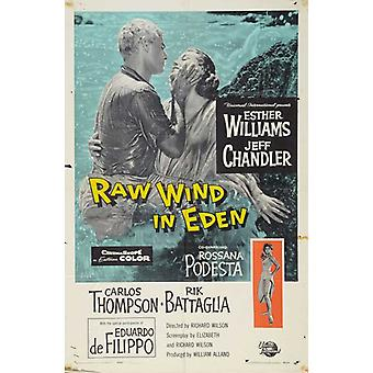 Raw Wind in Eden Movie Poster (11 x 17)