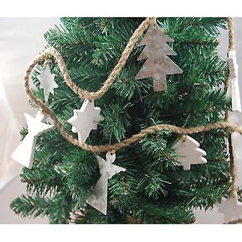 Heaven Sends Rustic Angel Decorative Christmas Garland
