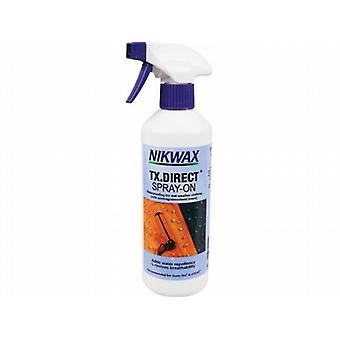 Nikwax TX Direct Spray-On Textile Waterproof (500ml)