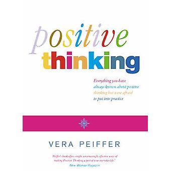التفكير الإيجابي--كل ما كنت دائماً يعلم ال إيجابية