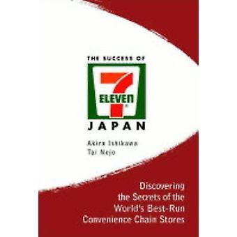 7-Eleven Japan - framgång att upptäcka hemligheter av världens