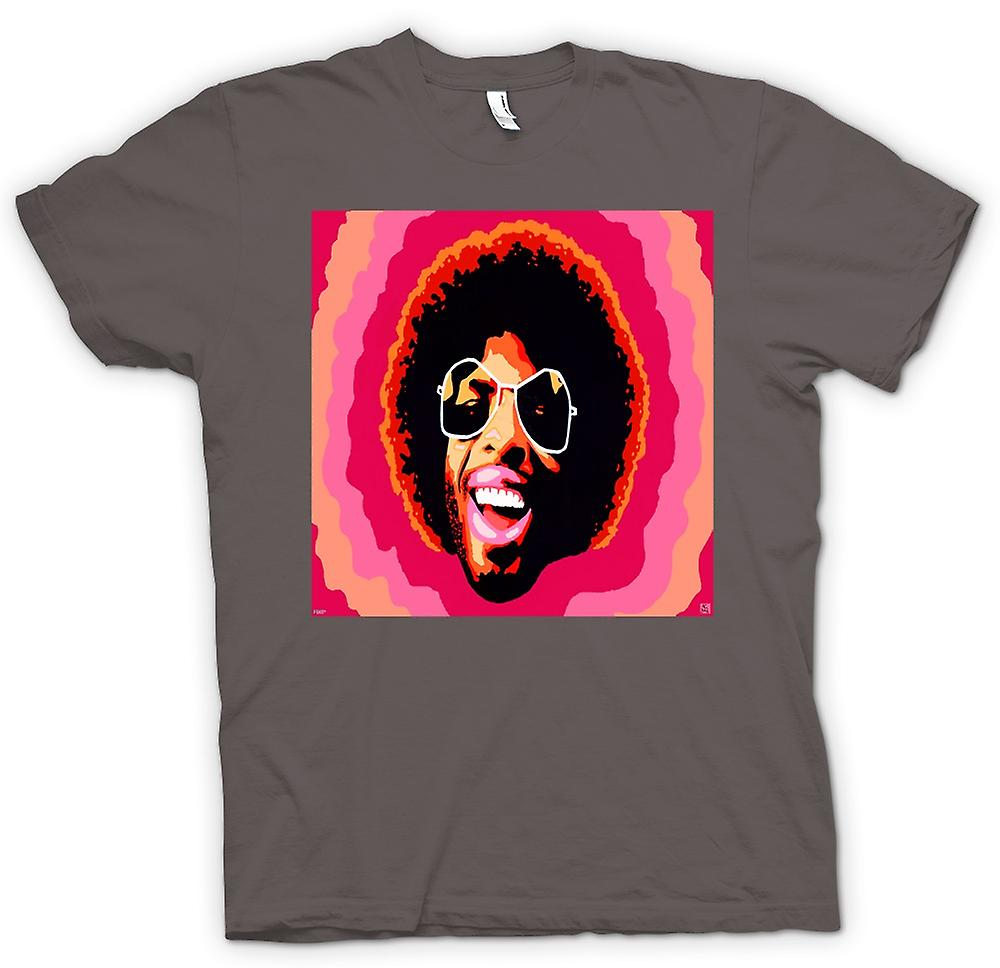 Womens T-shirt - 70s Inspired Cool Retro Design