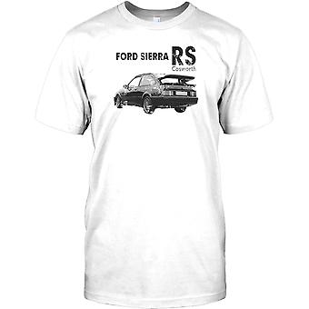 Ford Sierra RS Cosworth - Classic Car Mens T Shirt