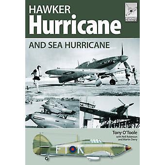 Hawker Hurricane et Sea Hurricane de Neil Robinson - Martin Derry-
