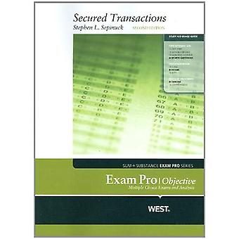Sepinuck's Secured Transactions Exam Pro, Objective, 2D