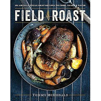 Rôti de champ: 101 recettes viande végétalien à Cook, partager et savourer