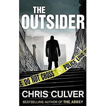 The Outsider: Detective Ash Rashid, Book 2