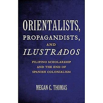 Orientalistes et propagandistes Ilustrados