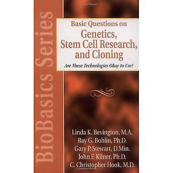 Fundamentele vragen over genetica, onderzoek naar stamcellen en klonen (Biobasics-serie) (Biobasics)