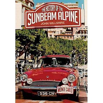 De geschiedenis van de Sunbeam Alpine