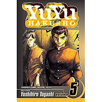 Yu Yu Hakusho 5 (Yu Yu Hakusho (Paperback))