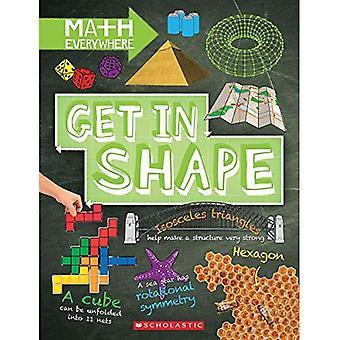 Get in Shape: zwei- und dreidimensionale Formen (Mathe überall)
