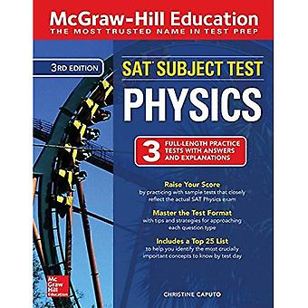 McGraw-Hill Education SAT Subject Test Physics Third Edition