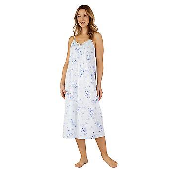 Slenderella ND3120 Frauen Jersey Night Gown Loungewear Nachthemd