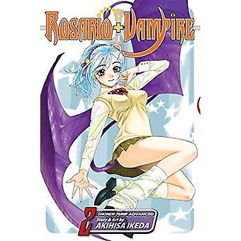 Rosario + Vampire: v. 2 (Rosario + vampire): v. 2 (Rosario + vampire) [ilustrado]
