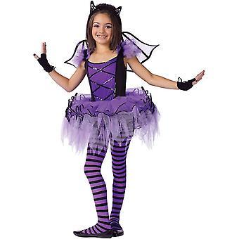 Bat Ballerina Child Costume