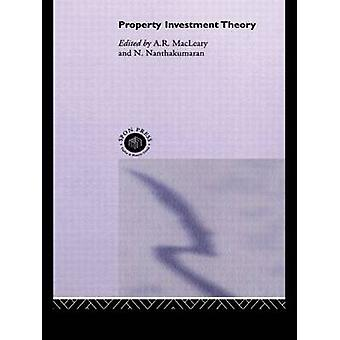 Property Investment Theory by Macleary & A. R.