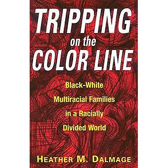 Tripping on the Color Line BlackWhite Multiracial Families in a Racially Divided World by Dalmage & Heather M