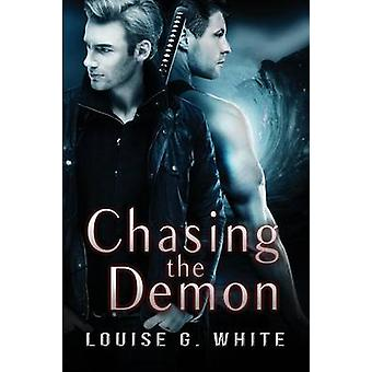 De Demon jagen door wit & Louise G