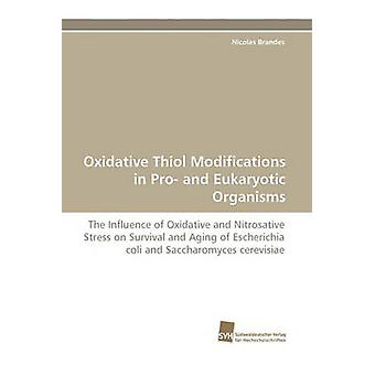 Oxidative Thiol Modifications in Pro and Eukaryotic Organisms by Brandes Nicolas