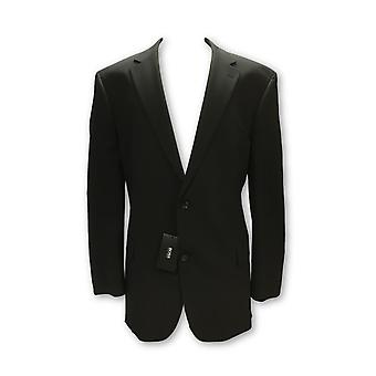 HUGO BOSS Pasolini fully structured 2 piece suit in black
