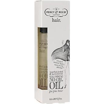 Percy & Reed Smooth Sealed & Sensational Volumising No Oil Oil For Fine Hair