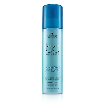 Schwarzkopf Bc Bonacure Hyaluronic Moisture Kick Spray Conditioner (for Normal To Dry Hair) - 200ml/6.7oz