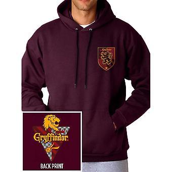 Harry Potter Gryffindor Crest Hoodie