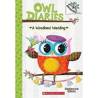 A Woodland Wedding - A Branches Book by Rebecca Elliott - 978054582557