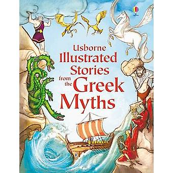 Illustrated Stories from the Greek Myths - 9781409531678 Book