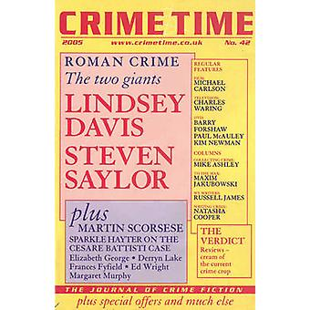 Crime Time 42 by Barry Forshaw - 9781842431368 Book