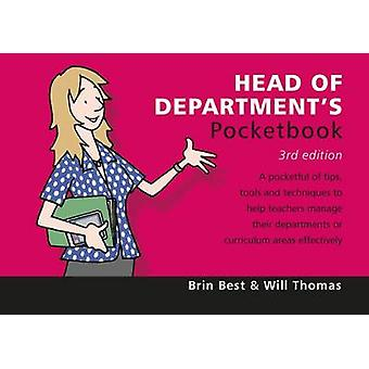 Head of Department's Pocketbook (3rd Revised edition) by Brin Best -