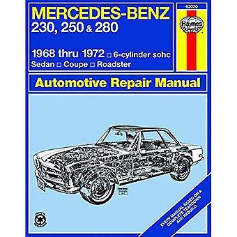 Mercedes-Benz 230, 250 & 280 (1968 t/m 1972)