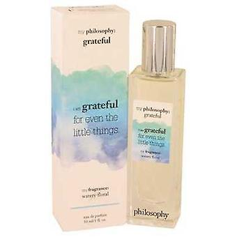 Philosophy Grateful By Philosophy Eau De Parfum Spray 1 Oz (women) V728-537700
