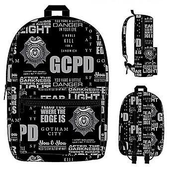 Rugzak-Gotham-gesublimeerd nieuwe schooltas bq2uqigot
