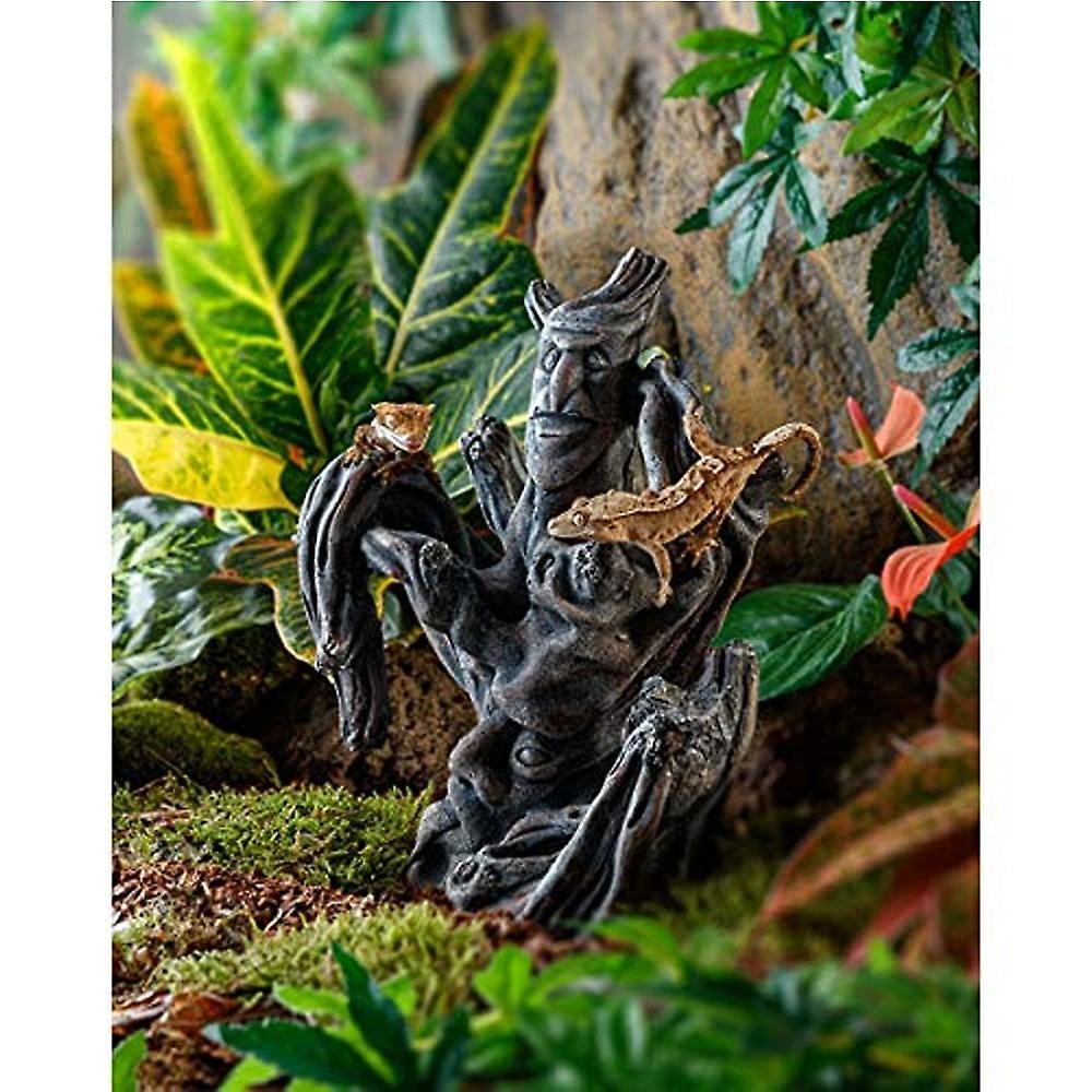 Exo Terra Tiki Totem Ornament - Small