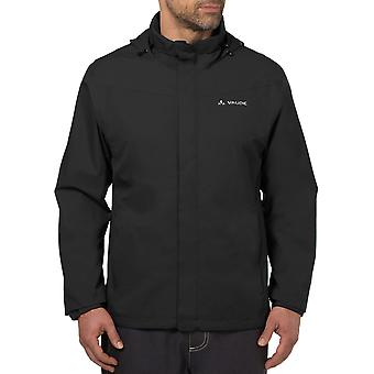 Vaude Escape Bike Light Rain Jacket - Black