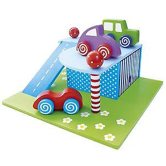 Jabadabado Garage (Babies and Children , Toys , Preschool , Vehicles)