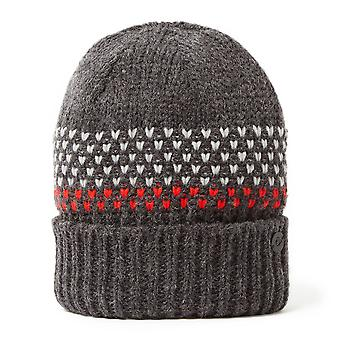 Craghoppers Mens Ortier Insulated Microfleece Beanie Hat