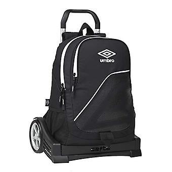 Umbro - Ergonomic backpack with Safta Evolution trolley