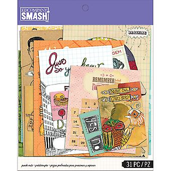 Smash Punch Out Assortment 30672000