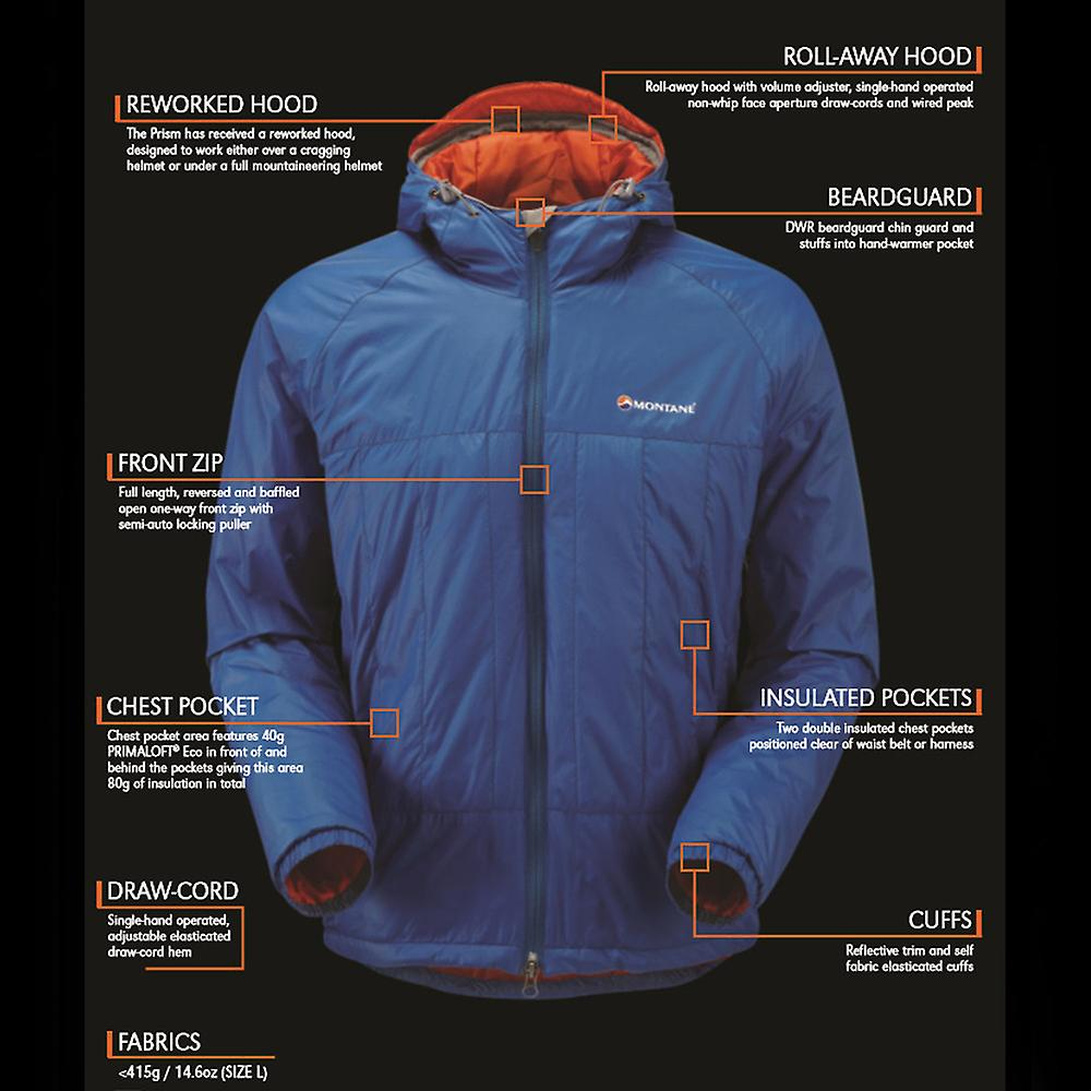 Montane Prism Outdoor Jacket - SS17