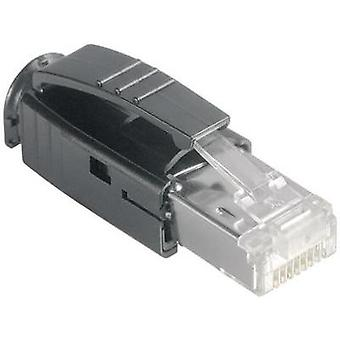 Metz Connect 1401505012-E 8 RJ45 Plug, straight