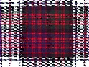 MacDonald Dress, Modern - Pure Wool Tartan