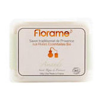 Florame Almond Soap Tablet (Woman , Cosmetics , Body Care , Shower and bath , Bath gels)