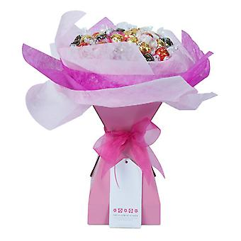 Sugar and Spice Baby Girl Chocolate Bouquet - Large