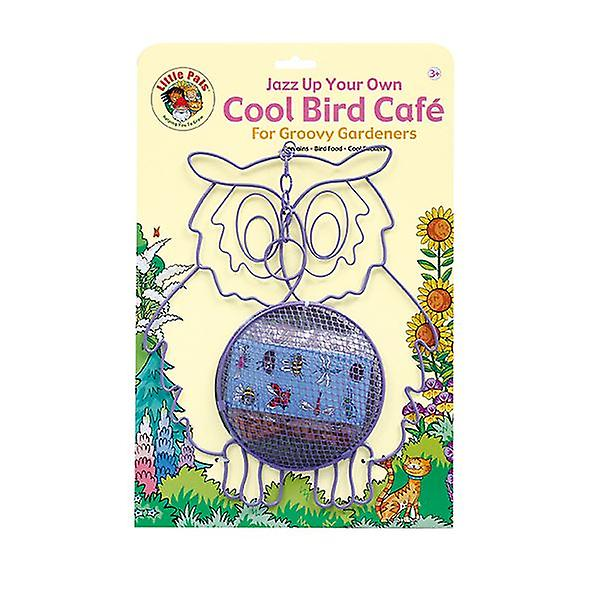 Little Pals Jazz Up Your Own Bird Cafe Owl